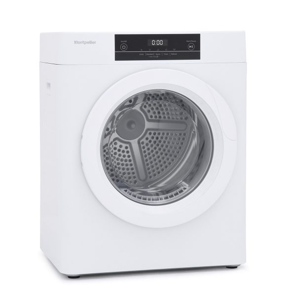 Montpellier MTD30P 3kg Compact Tumble Dryer 1