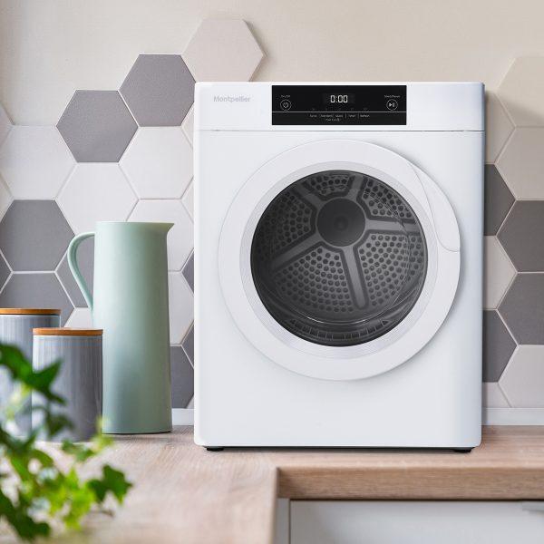 Montpellier MTD30P 3kg Compact Tumble Dryer 3