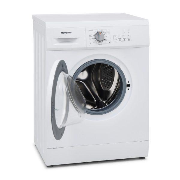 Montpellier MW6121W Freestanding Washing Machine 1