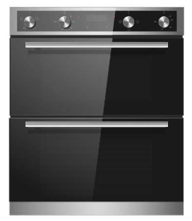 Montpellier DO3550UB Built Under Double Oven