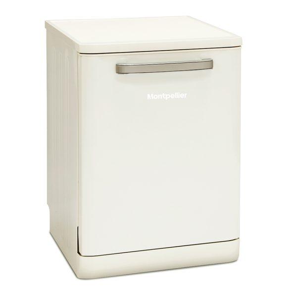 Montpellier MAB600C Retro Full Size Dishwasher