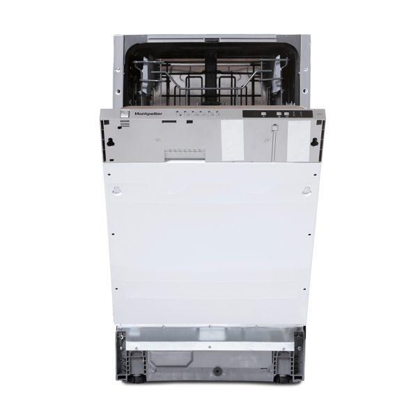 Montpellier MDI450-2 Slimline Integrated Dishwasher 2
