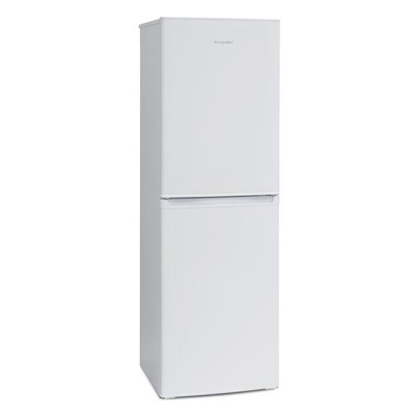 Montpellier MFF171W Frost Free Combi Fridge Freezer