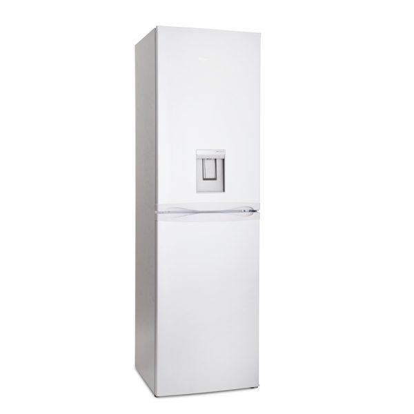 Montpellier MFF183DW Frost Free Fridge Freezer 1