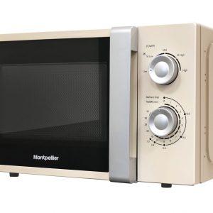 Montpellier MOR-20C Solo Retro Microwave
