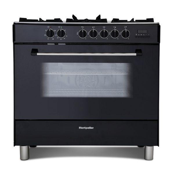 Montpellier MR91DFMK Dual Fuel Range Cooker