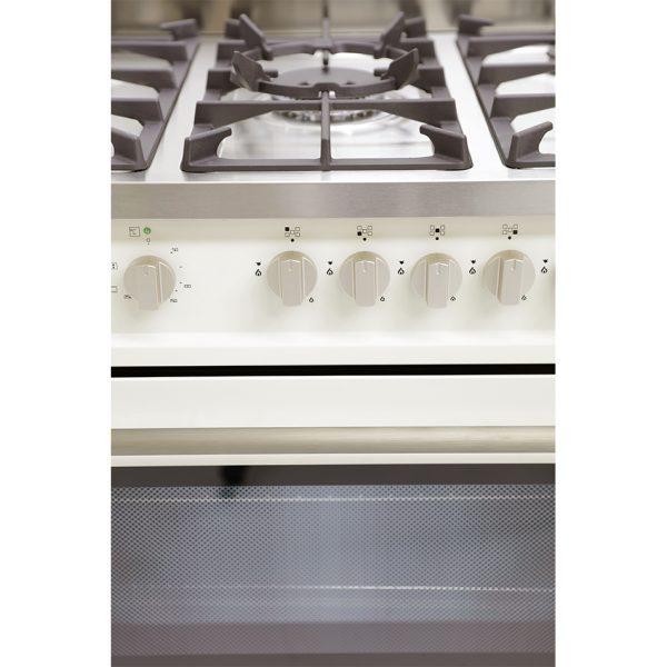 Montpellier MR95DFCR Dual Fuel Range Cooker 3