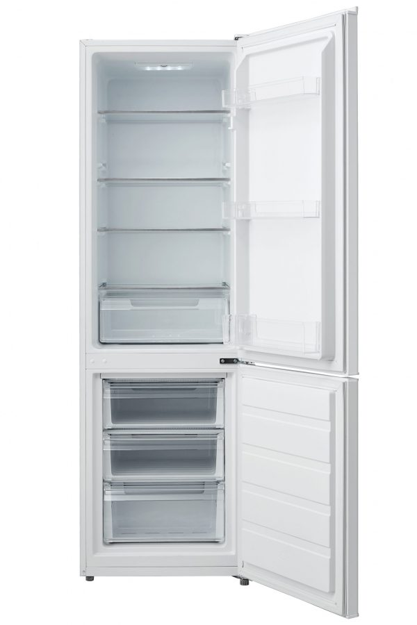 Montpellier MS180W Static Combi Fridge Freezer