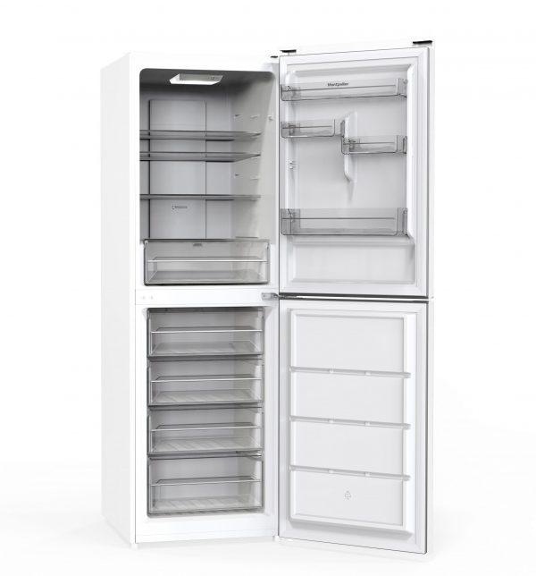 Montpellier MS311MW No Frost Fridge Freezer