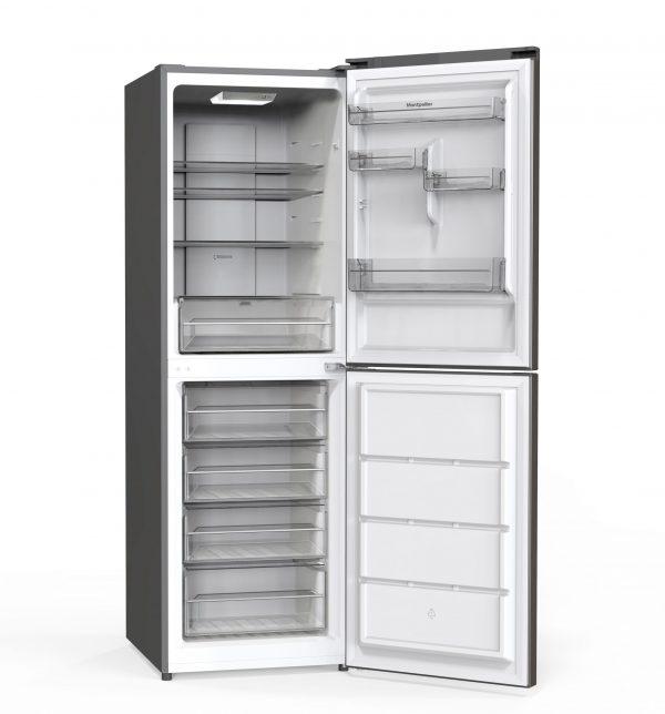 Montpellier MS311MX No Frost Fridge Freezer
