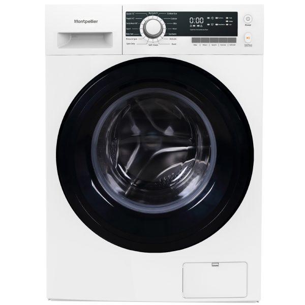 Montpellier MW1040P 10kg Freestanding Washing Machine 1