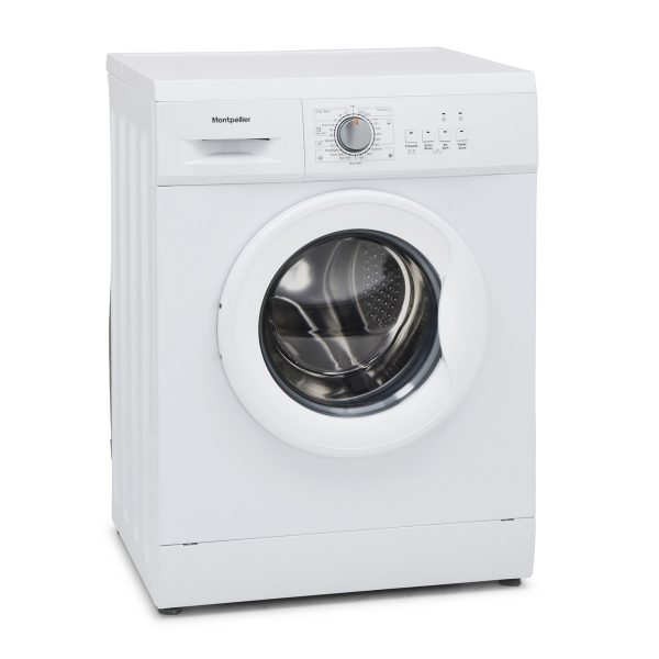 Montpellier MW6121W Freestanding Washing Machine