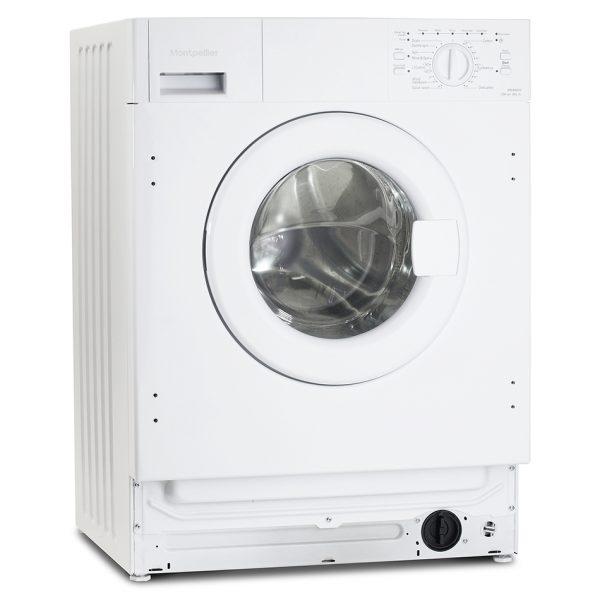 Montpellier MWBI6012 Integrated Washing Machine 3