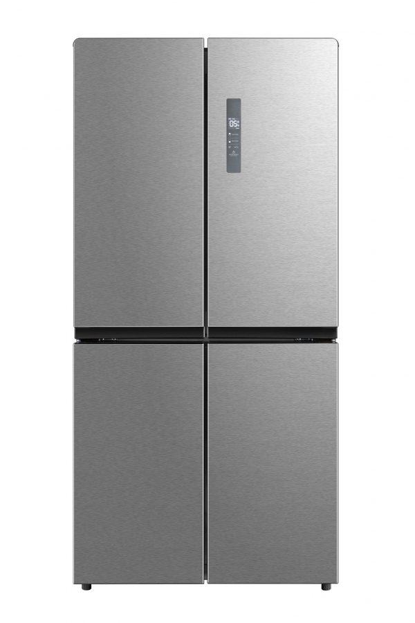 Montpellier MXD83X 4 Door Fridge Freezer