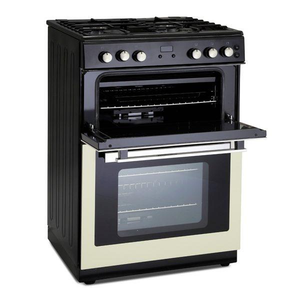 Montpellier RMC61GOC Gas Range Cooker 3