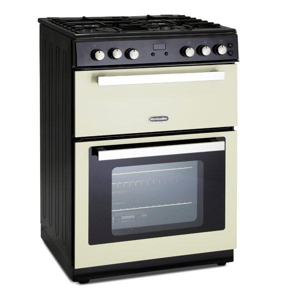 Montpellier RMC61GOC Gas Range Cooker 1