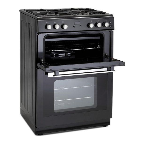 Montpellier RMC61GOK Gas Range Cooker 3
