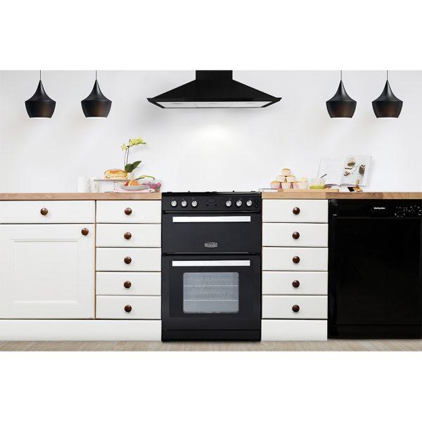 Montpellier RMC61GOK Gas Range Cooker 2