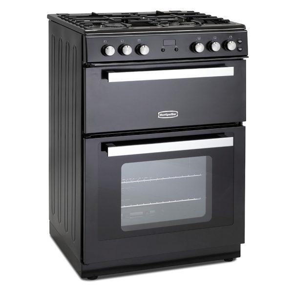 Montpellier RMC61GOK Gas Range Cooker 1