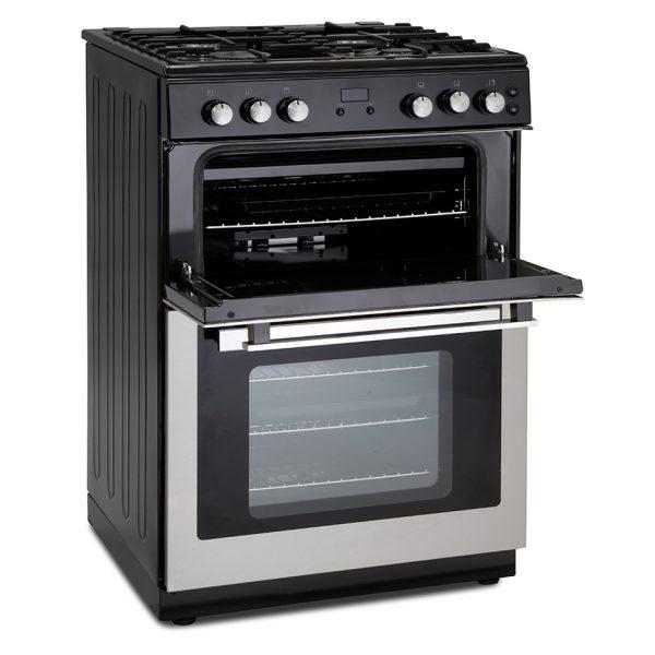 Montpellier RMC61GOX Gas Range Cooker 2