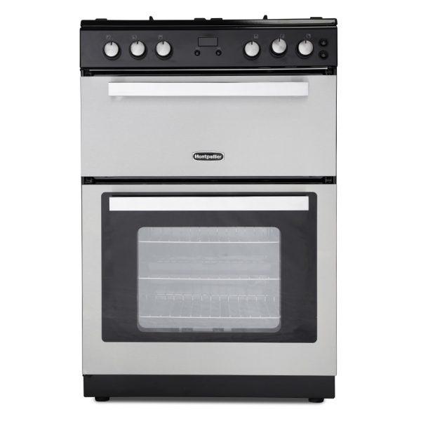 Montpellier RMC61GOX Gas Range Cooker