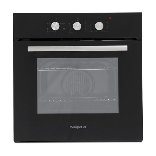 Montpellier SFCP10 Integrated Oven & Ceramic Hob Pack
