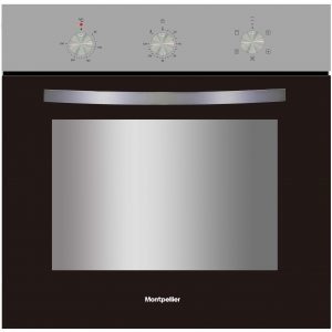 Montpellier SFCP11 Integrated Oven & Ceramic Hob Pack