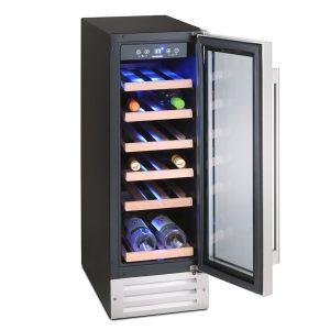 Montpellier WS19SDX 19 Bottle Wine Cooler