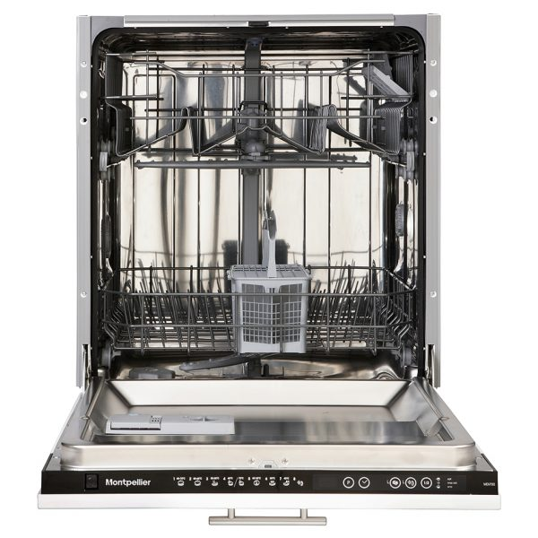 Montpellier MDI700 Fully Integrated Dishwasher 1