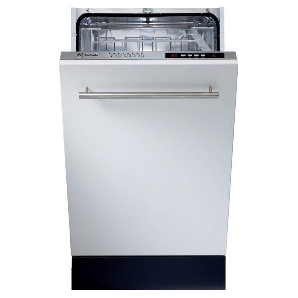 Montpellier MDI450-2 Slimline Integrated Dishwasher