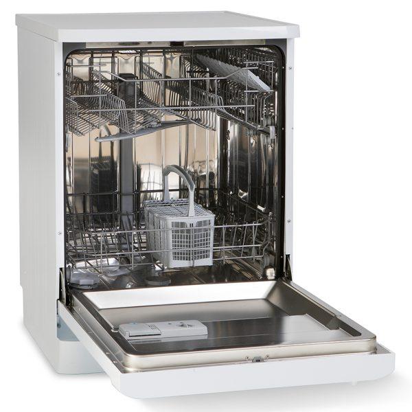 Montpellier DW1254P Freestanding Full Size Dishwasher 3