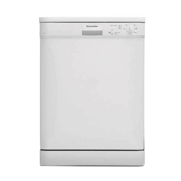 Montpellier DW1254P Freestanding Full Size Dishwasher 2