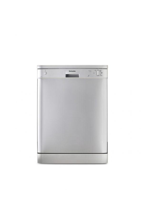 Montpellier DW1254S Freestanding Full size Dishwasher 1