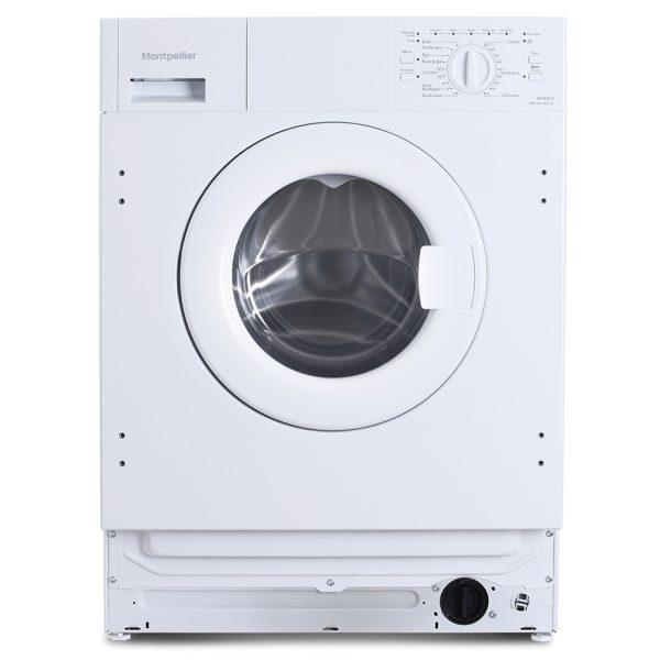Montpellier MWBI6012 Integrated Washing Machine 2