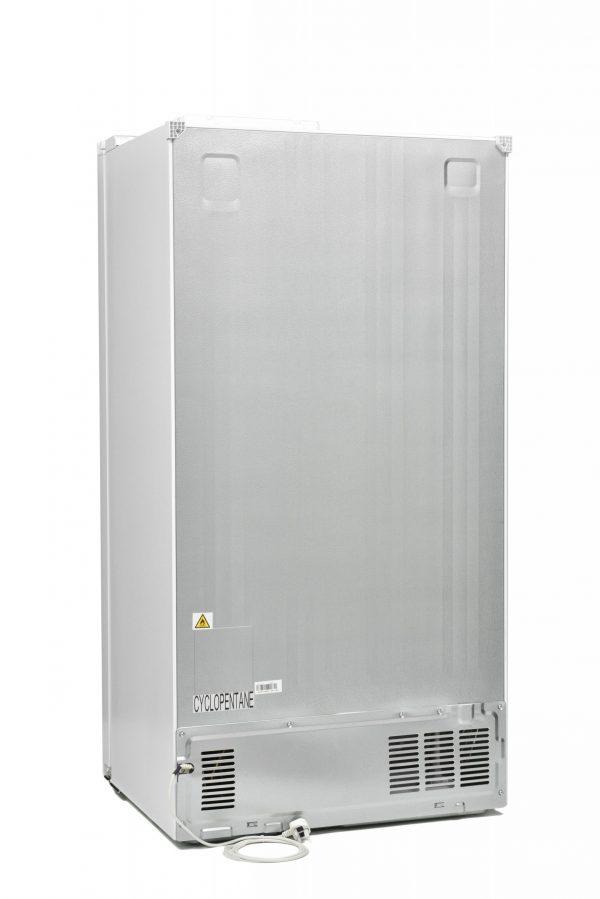Montpellier M510BW Side-By-Side Fridge Freezer 5