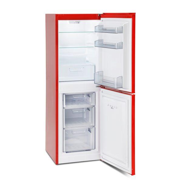 Montpellier MAB148R Retro Fridge Freezer 2