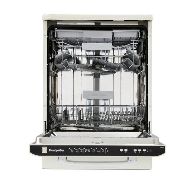 Montpellier MAB600C Retro Full Size Dishwasher 2