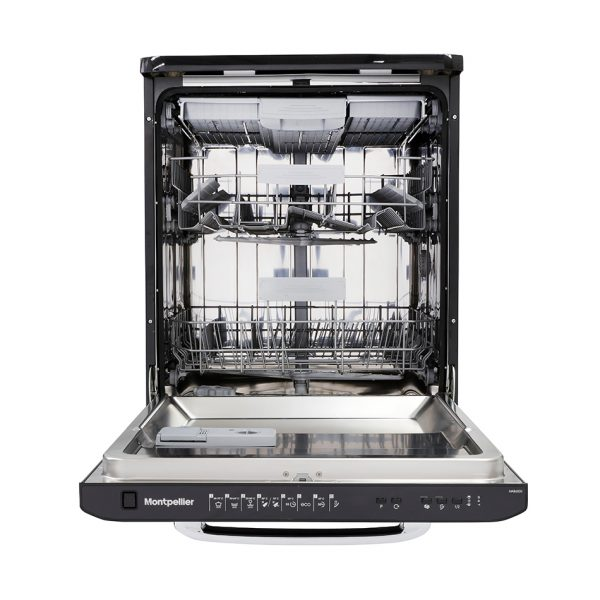 Montpellier MAB600K Retro Full Size Dishwasher 2