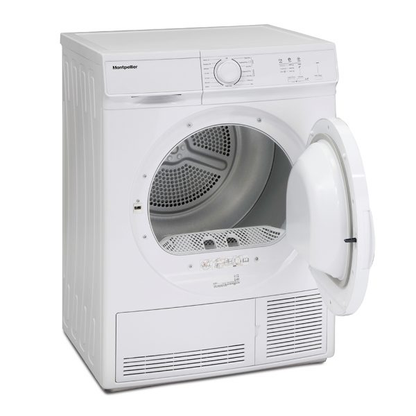 Montpellier MCD7W Condenser Tumble Dryer 1