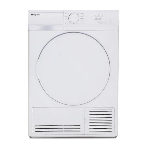 Montpellier MCD7W Condenser Tumble Dryer 2