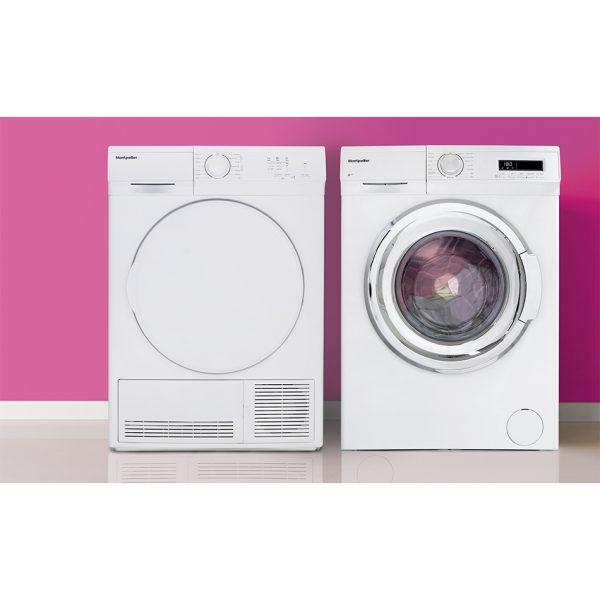 Montpellier MCD7W Condenser Tumble Dryer 6
