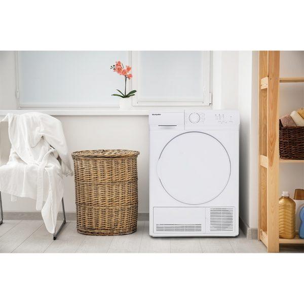 Montpellier MCD7W Condenser Tumble Dryer 5