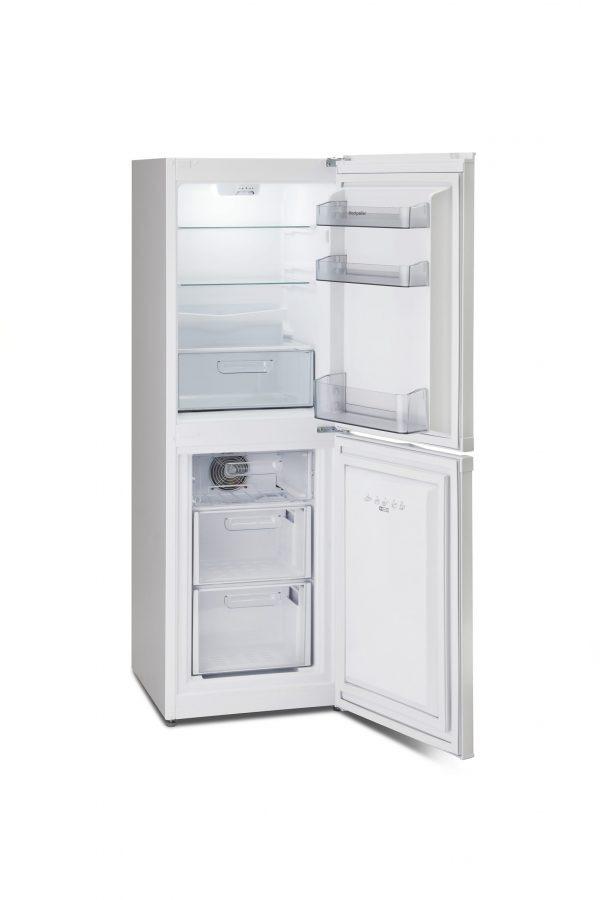 Montpellier MFF148W 48cm Frost Free Combi Fridge Freezer 2