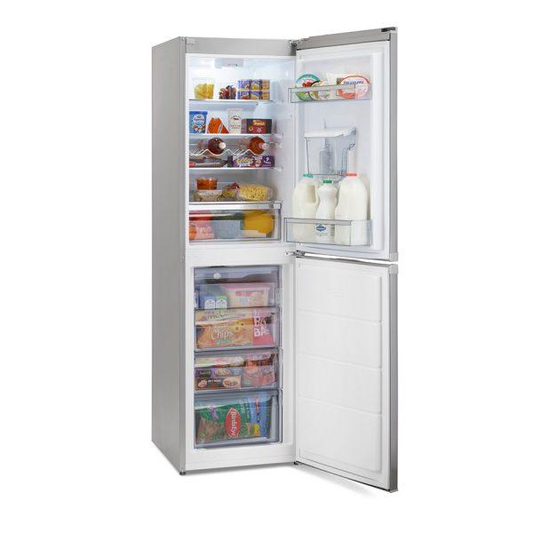 Montpellier MFF183ADX No Frost Combi Fridge Freezer 2