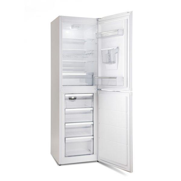 Montpellier MFF183DW Frost Free Fridge Freezer 2