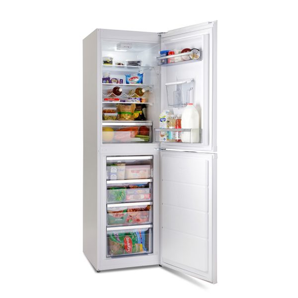Montpellier MFF183DW Frost Free Fridge Freezer 3