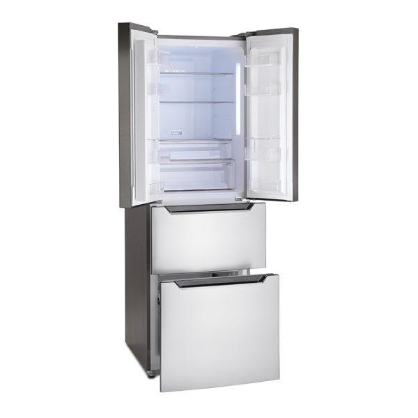 Montpellier MFF4X French Door Fridge Freezer 1