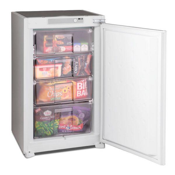 Montpellier MICF88 In-Column Freezer 2