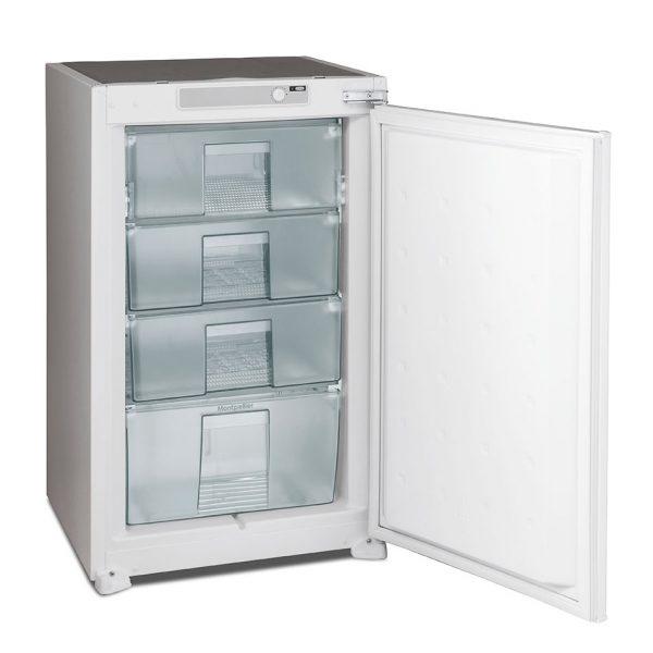 Montpellier MICF88 In-Column Freezer 3