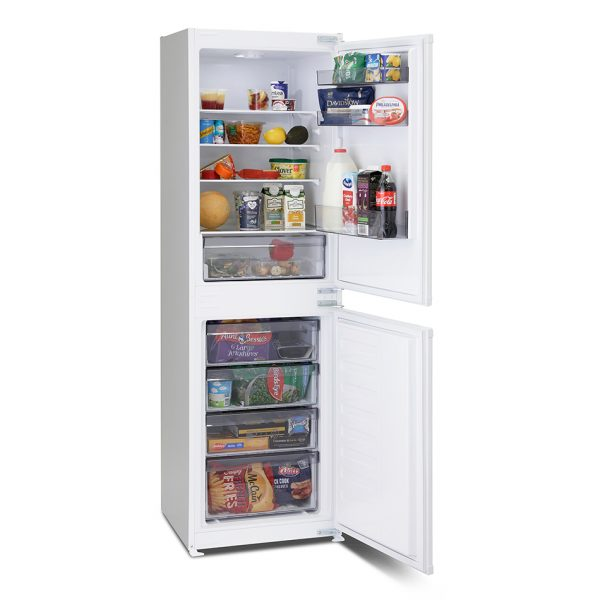 Montpellier MIFF501 Integrated Fridge Freezer 1